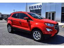 2019_Ford_EcoSport_SE_ Pampa TX