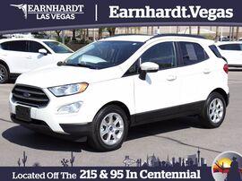 2019_Ford_EcoSport_SE_ Phoenix AZ