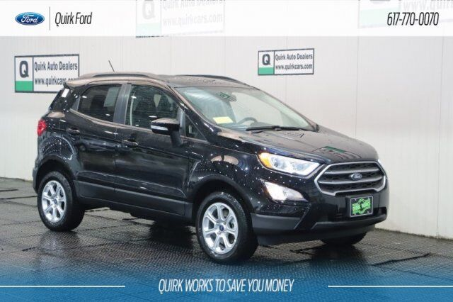 2019 Ford EcoSport SE Quincy MA