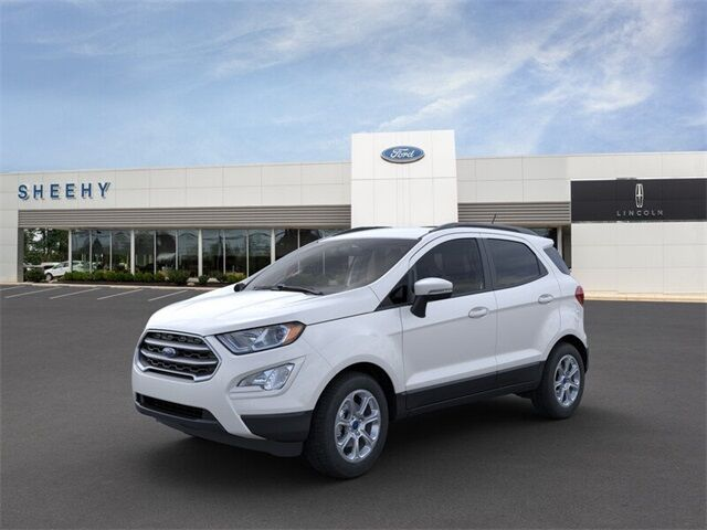 2019 Ford EcoSport SE 4D Sport Utility