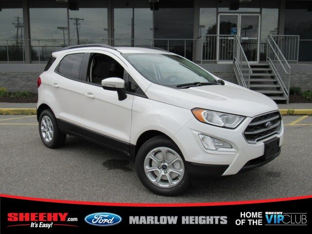 2019 Ford EcoSport SE Suitland MD