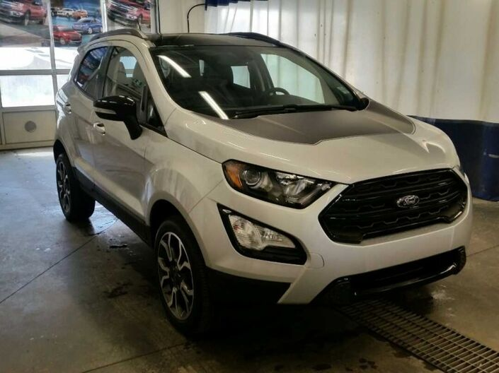 2019 Ford EcoSport SES 4WD Calgary AB