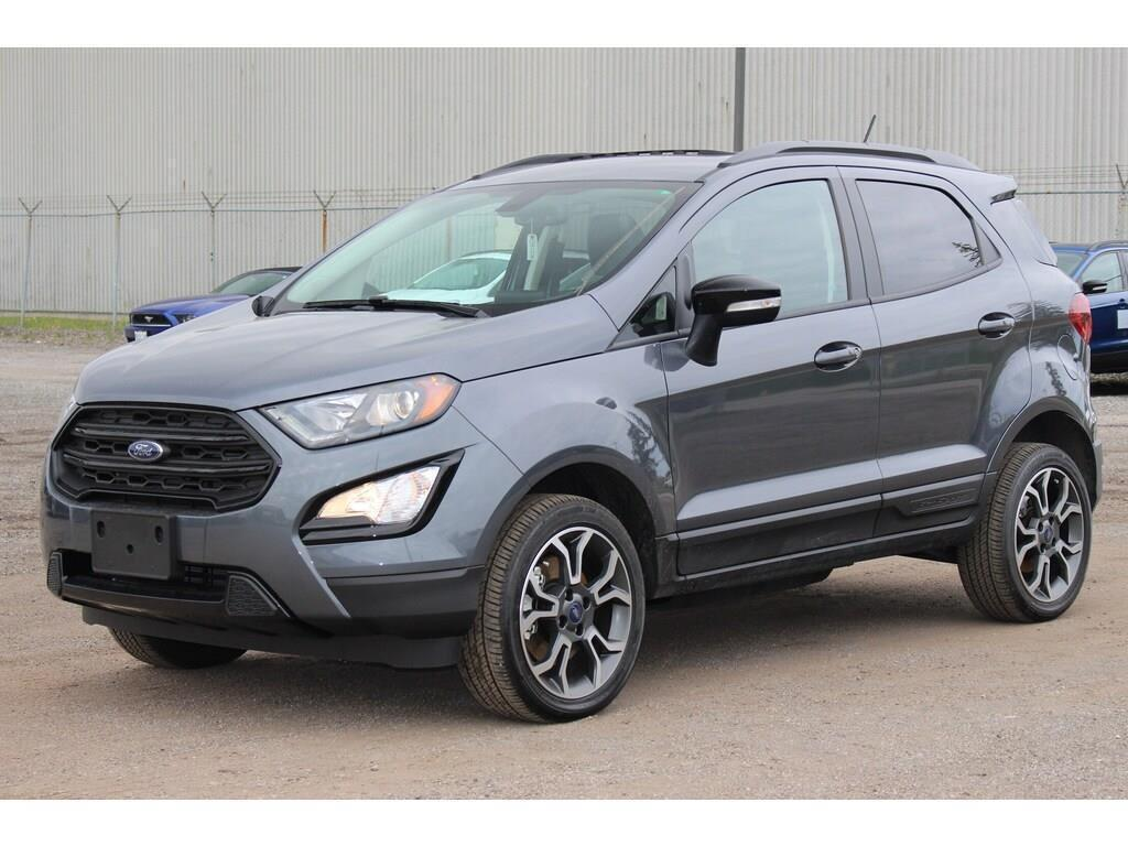 2019 Ford EcoSport SES 4WD Scarborough ON