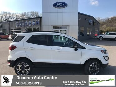 2019_Ford_EcoSport_SES_ Decorah IA