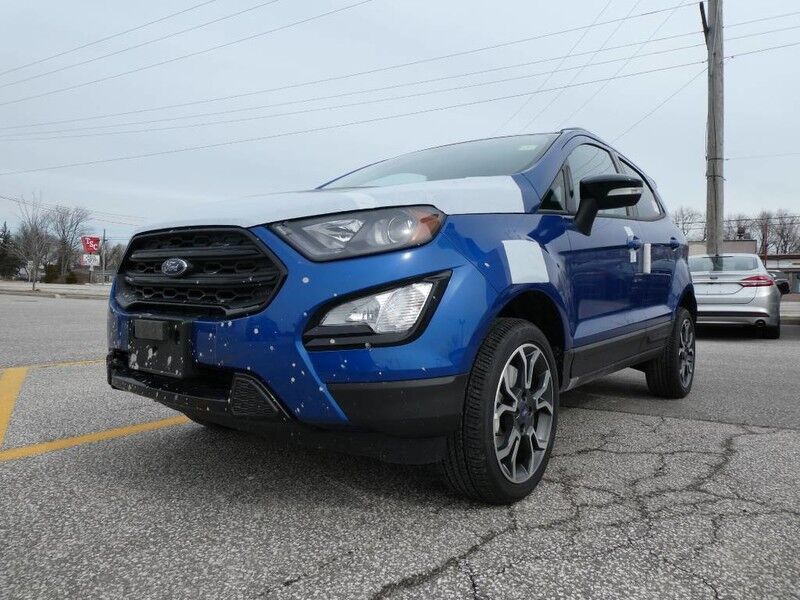 2019 Ford EcoSport SES Essex ON