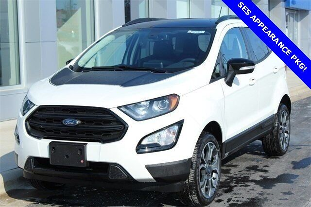 2019 Ford EcoSport SES Green Bay WI