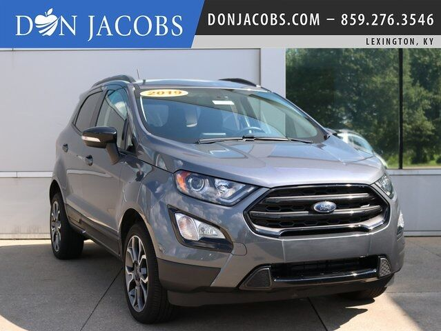2019 Ford EcoSport SES Lexington KY