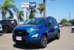 2019_Ford_EcoSport_SES_ Mission TX