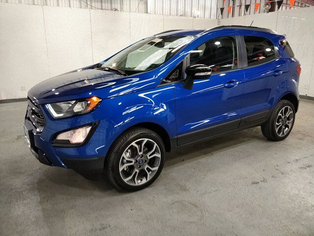 2019 Ford EcoSport SES Oroville CA