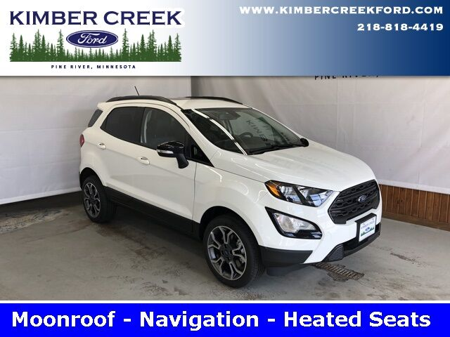 2019 Ford EcoSport SES Pine River MN