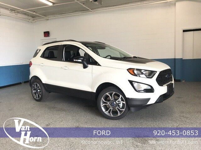 2019 Ford EcoSport SES Plymouth WI