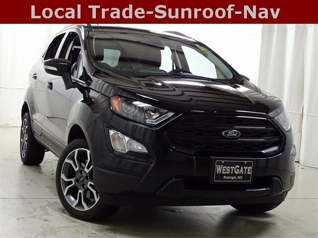 2019 Ford EcoSport SES Raleigh NC