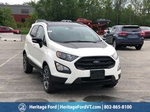 2019 Ford EcoSport SES South Burlington VT