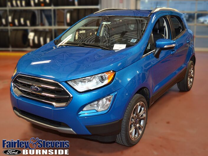 2019 Ford EcoSport Titanium Dartmouth NS