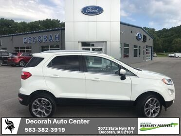 2019_Ford_EcoSport_Titanium_ Decorah IA