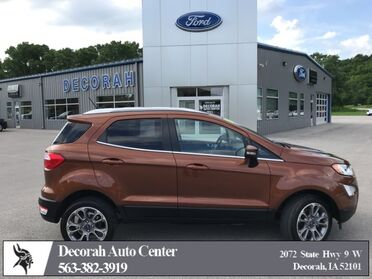 2019_Ford_EcoSport_Titanium_ Decorah IA