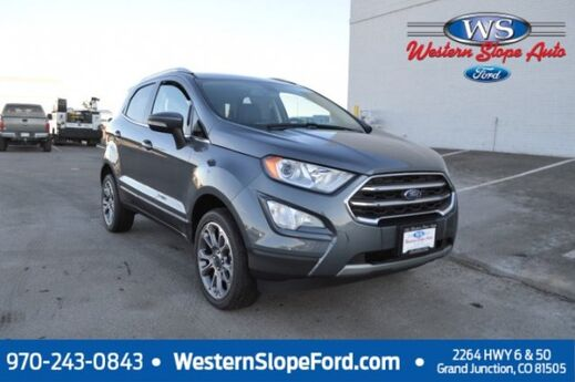 2019 Ford EcoSport Titanium Grand Junction CO