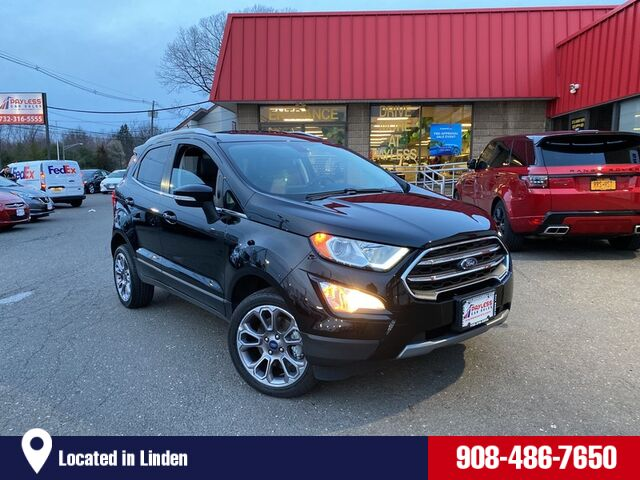 2019 Ford EcoSport Titanium South Amboy NJ
