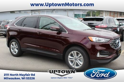 2019 Ford Edge AWD SEL Milwaukee and Slinger WI