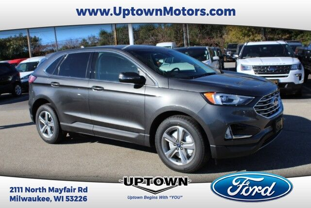 Ford Edge Awd Sel Milwaukee And Slinger Wi