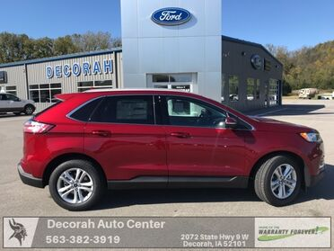 2019_Ford_Edge_SEL_ Decorah IA