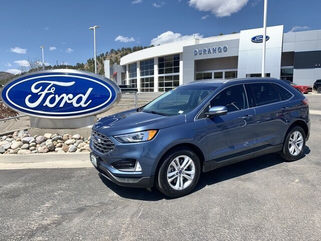 2019 Ford Edge SEL Durango CO