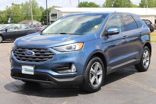 2019 Ford Edge SEL Fort Wayne Auburn and Kendallville IN