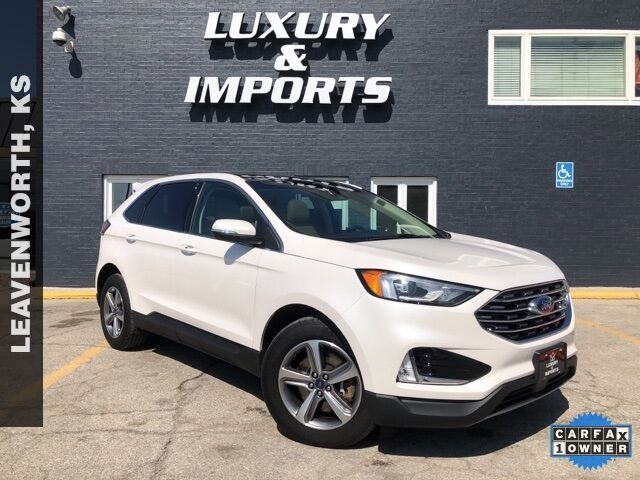 2019 Ford Edge SEL Leavenworth KS