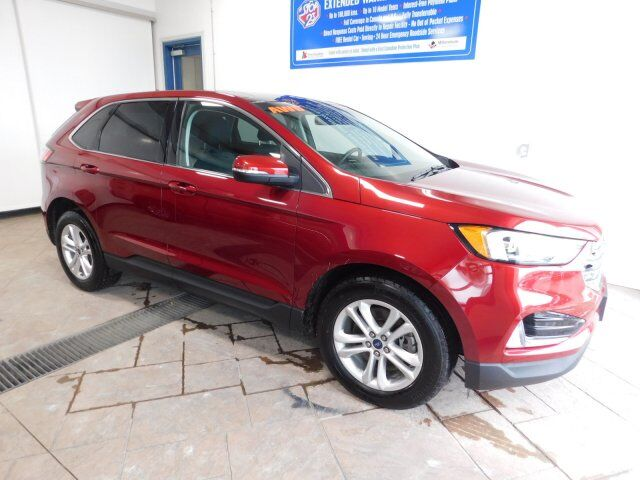 2019 Ford Edge SEL NAVI SUROOF AWD Listowel ON