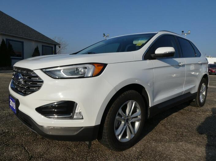 2019 Ford Edge SEL Navigation Heated Seats Remote Start Essex ON