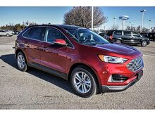 2019_Ford_Edge_SEL_ Pampa TX
