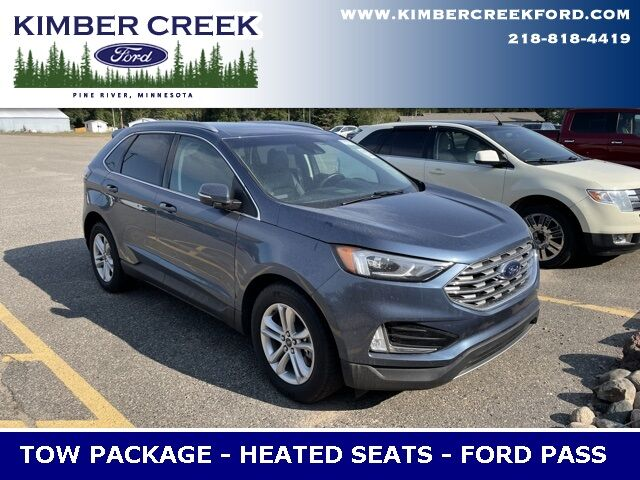 2019 Ford Edge SEL Pine River MN