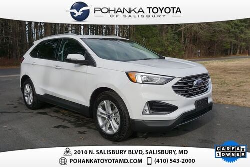 2019_Ford_Edge_SEL_ Salisbury MD