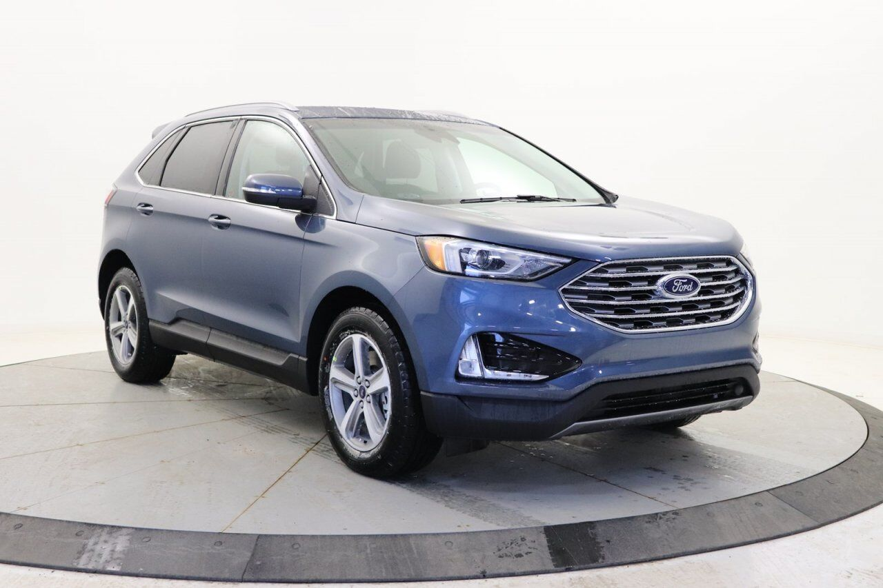 New 2019 Ford Edge Sel In Sherwood Park Ab