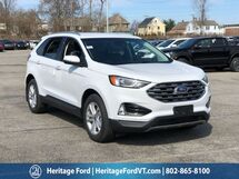 2019 Ford Edge SEL South Burlington VT