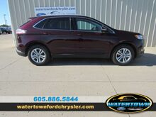 2019_Ford_Edge_SEL_ Watertown SD