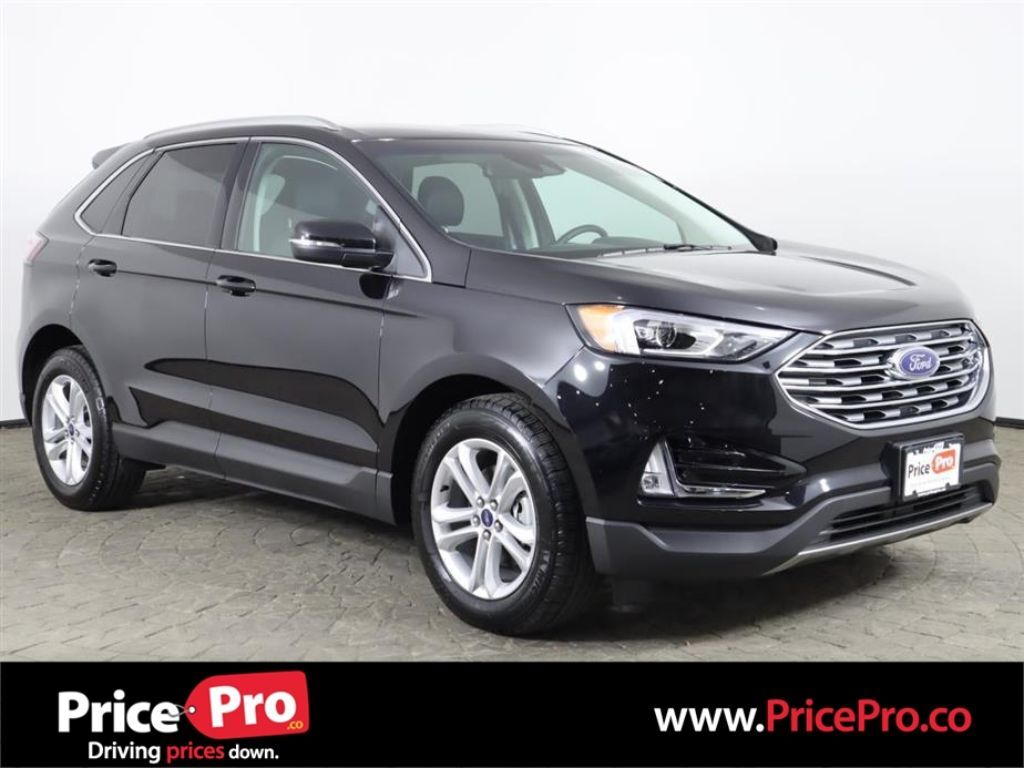 2019 Ford Edge SEL w/Heated Leather