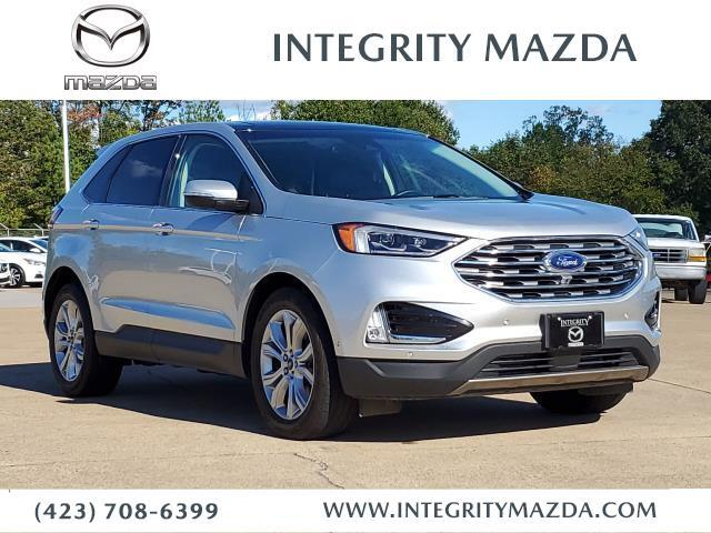 2019 Ford Edge Titanium AWD Chattanooga TN