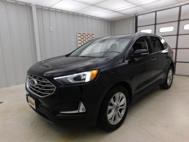 2019 Ford Edge Titanium AWD Topeka KS