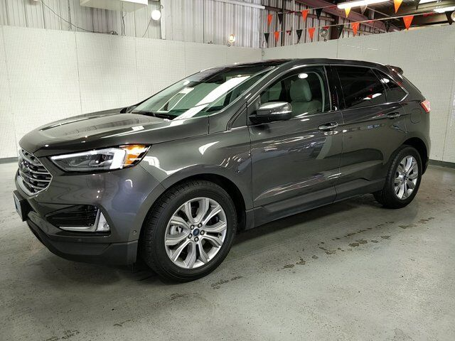 2019 Ford Edge Titanium AWD w/ NAV, PANOROOF Oroville CA