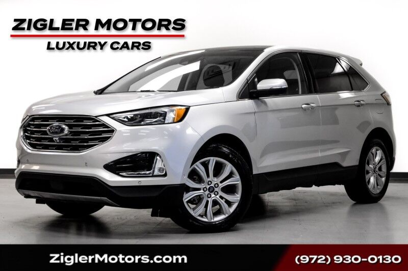 2019 Ford Edge Titanium Addison TX