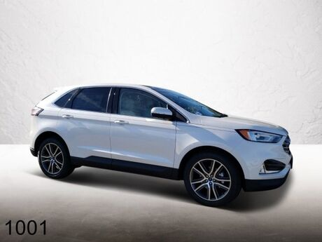 2019 Ford Edge Titanium Belleview FL