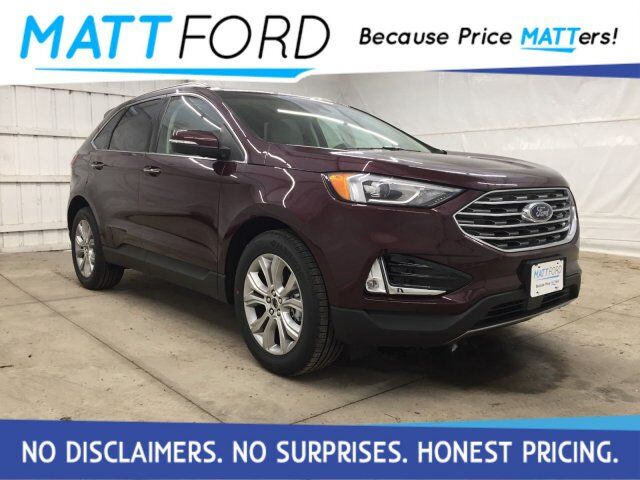 2019 Ford Edge Titanium Kansas City MO