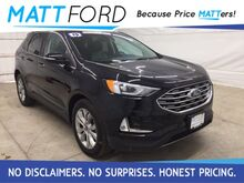 2019_Ford_Edge_Titanium_ Kansas City MO