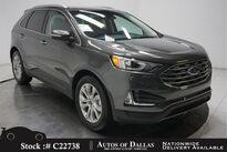 Ford Edge Titanium CAM,HTD STS,KEY-GO,PARK ASST,19IN WHLS 2019