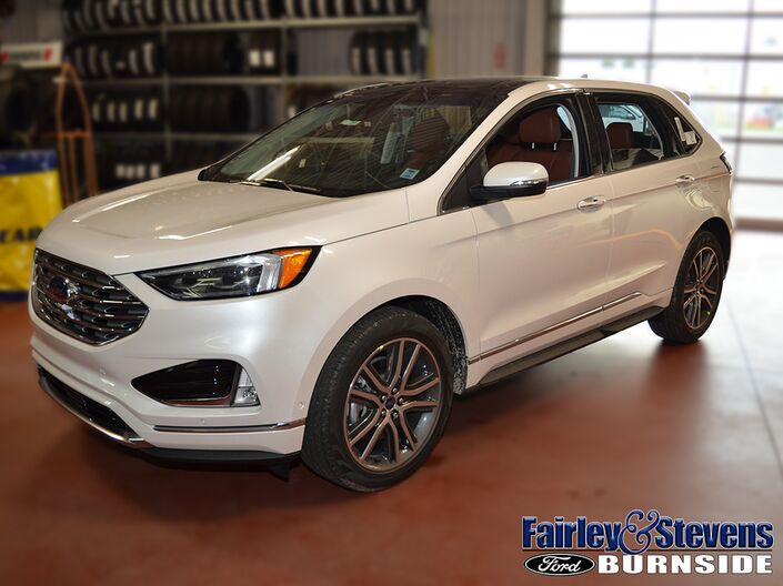 2019 Ford Edge Titanium Dartmouth NS
