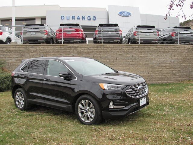 2019 Ford Edge Titanium Durango CO