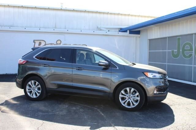 2019 Ford Edge Titanium FWD Fort Scott KS