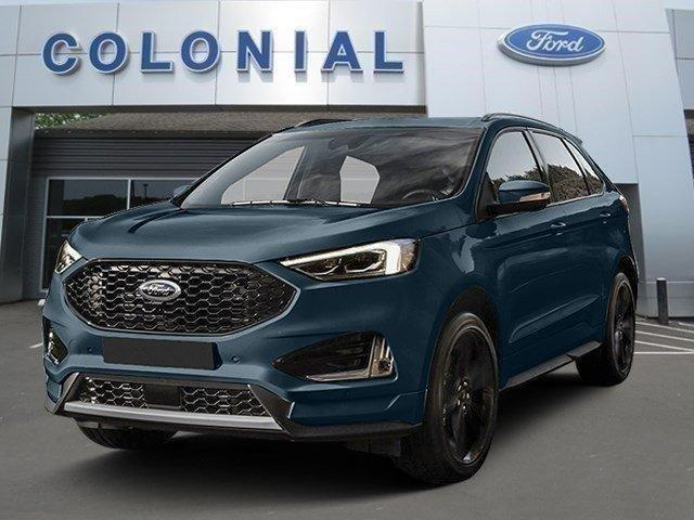 2019 Ford Edge Titanium FWD Marlborough MA