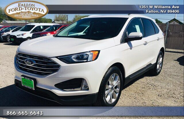 2019 Ford Edge Titanium Fallon NV